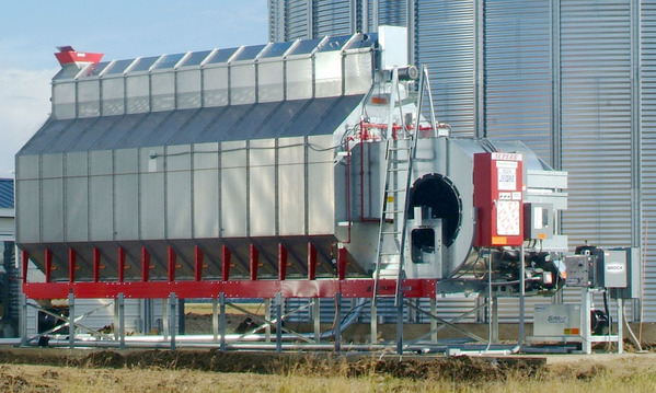 SUPERB ENERGY MISER® SQ Dryer - Brock® Systems for Grain Drying